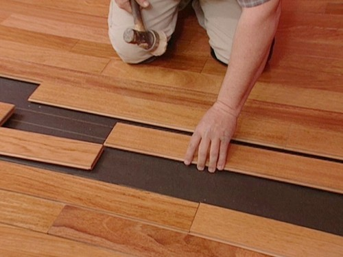 Variety Of Wood Floor Installation Processes With Handyman In Pearland, Tx